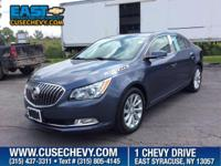 Check out this 2014 Buick LaCrosse Leather. Its