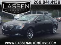 Options:  2014 Buick Lacrosse 4D Sedan Fwd Leather