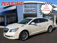New Price! CARFAX One-Owner. Clean CARFAX. 2014 Buick