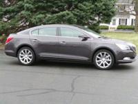 Options:  2014 Buick Lacrosse Premium I|Dark Gray/|V6
