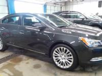 This one owner beauty has a premium II package and is