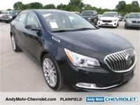New Price!  Buick LaCrosse  Clean CARFAX. CARFAX