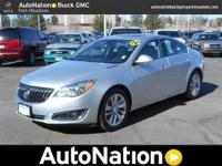 This Buick includes: CHAMPAGNE SILVER METALLIC *Note -