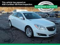 BUICK Regal Nicely equipped and styled mid size sedan!