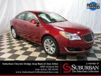 2014 Buick Regal Turbo with ** LEATHER ** ALLOYS **