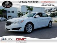 Options:  2014 Buick Regal   Head Restraints 2-Way