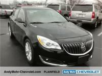Buick Regal  Clean CARFAX. CARFAX One-Owner.  **USB