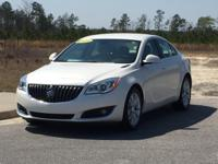 Options:  2014 Buick Regal We Recently Got In. It's Not