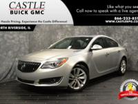 Recent Arrival! Clean CARFAX. 2014 Buick Regal