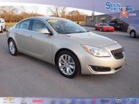 Looking for a clean, well-cared for 2014 Buick Regal?