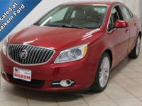 This 2014 Buick Verano is a great luxury vehicle that
