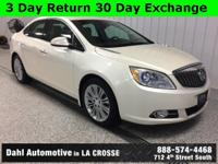 Just Reduced! 2014 Buick Verano CARFAX One-Owner. Clean