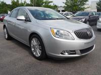 1-Owner * Clean CARFAX * 7 Color Buick Intelilink * 18