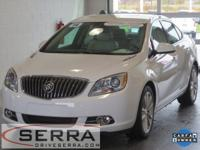 2014 BUICK VERANO CONVENIENCE GROUP, GM CERTIFIED, GM