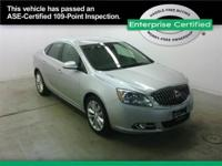 BUICK Verano With sophisticated styling, the Verano
