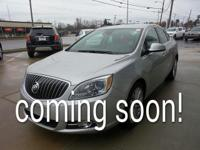 2014 Buick Verano Convenience Group Alloy Wheels, Clean