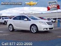 2014 Verano Convenience Group - Clean CARFAX One Owner