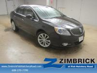 Options:  2014 Buick Verano 4Dr Sdn Convenience Group|4