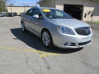 Options:  2014 Buick Verano 4D Sedan