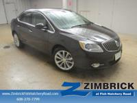 Options:  2014 Buick Verano 4Dr Sdn Leather Group|4