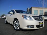 One Owner & Low Miles 2014 Buick Verano! Passenger