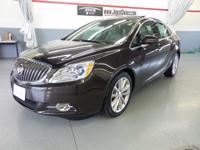 2014 Buick Verano Leather Group Clean CARFAX. Vehicle