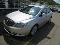 The pinnacle of comfort and confidence, our 2014 Buick