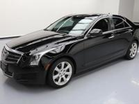 2014 Cadillac ATS with 2.0L Turbocharged I4 DI