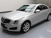 2014 Cadillac ATS with 2.0L Turbocharged I4