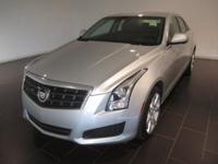 Recent Arrival! 2014 Cadillac ATS 2.0L Turbo AWD with