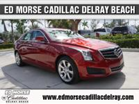 Loaded--Loaded!    This 2014 ATs 2.0T Luxury has Toys