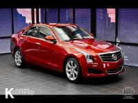 ATS 2.0L Turbo Luxury, 2.0L Turbo I4 DI DOHC VVT, and