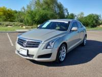 This 2014 Cadillac ATS Luxury RWD is offered to you for