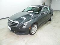 Options:  2014 Cadillac Ats 2.0L Turbo