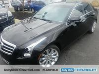 Priced below KBB Fair Purchase Price!  Cadillac ATS