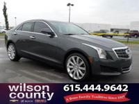 2014 Cadillac ATS 2.0L Turbo Luxury 2.0L Turbo I4 DI