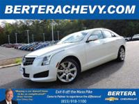 **ONE OWNER** AWD Luxury, Navigation, Powered Heated