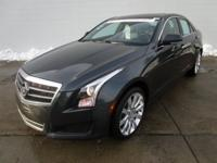 AWD LUXURY Group! SUNROOF! Cadillac Certification