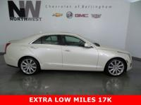 EXTRA LOW MILES 17K, POWER SLIDING GLASS SUNROOF,