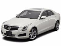 Check out this gently-used 2014 Cadillac ATS we