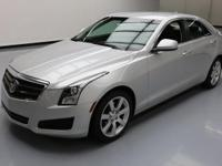 This awesome 2014 Cadillac ATS comes loaded with the