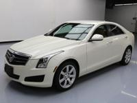 2014 Cadillac ATS with 2.5L I4 Engine,Automatic