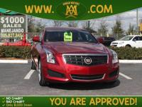 Options:  2014 Cadillac Ats: The Cadillac Ats Competes