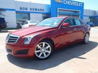 This 2014 Cadillac ATS is offered to you for sale by