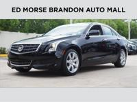 This 2014 Cadillac ATS Standard RWD is offered to you