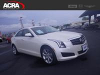 2014 ATS, 40,870 miles, options include:  Multi-zone
