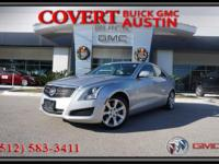 Drive home today in this 2014 Cadillac ATS Luxury