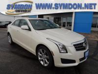Options:  2014 Cadillac Ats 3.6L Luxury|Awd 3.6L Luxury