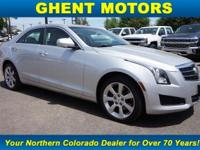 GREAT MILES 39,968! Heated Leather Seats, Satellite