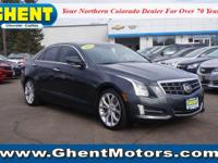 ONLY 25,687 Miles! Sunroof, Heated Leather Seats,